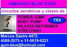 BLUE STAR Monte Castro