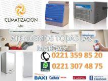 Foto de Climatizacion MG service La Plata