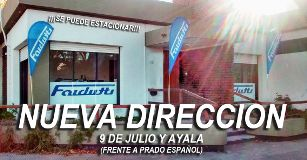 Faidutti Imagen Visual Santa Rosa - La Pampa