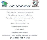 Full Technology Martínez