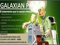Galaxian PC Villa Pueyrredón