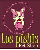 Logotipo de empresa Los Pishis Tienda de Mascotas