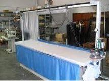 Foto de taller de ojal y boton  planchado y empaque MORENA