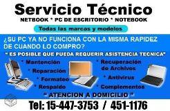 Te Arreglo La Compu | Servicios Informáticos en Santa Fe Ciudad, Argentina Santa Fe